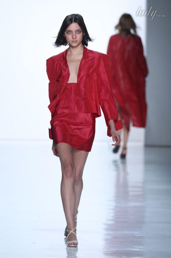 Показ коллекции Светланы Бевзы на Нью-Йоркской неделе моды _4