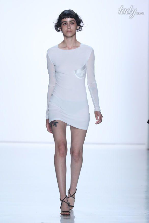 Показ коллекции Светланы Бевзы на Нью-Йоркской неделе моды _11