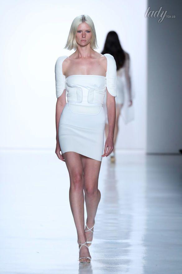 Показ коллекции Светланы Бевзы на Нью-Йоркской неделе моды _2