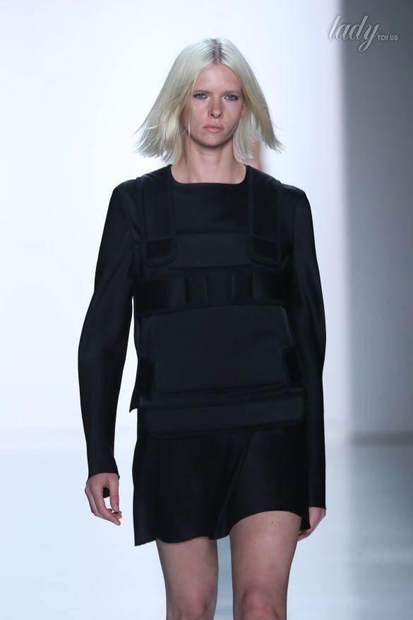 Показ коллекции Светланы Бевзы на Нью-Йоркской неделе моды