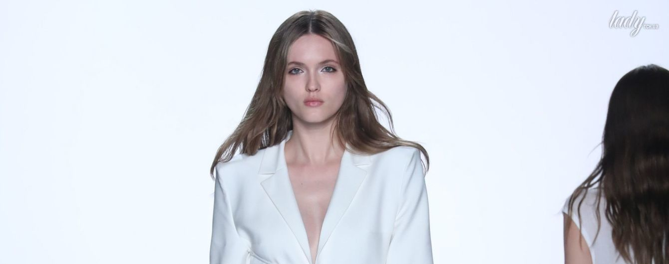 Украинский дизайнер Светлана Бевза представила свою коллекцию на Нью-Йоркской неделе моды