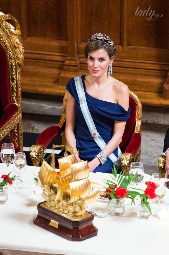 Королева Летиция в Британии_7