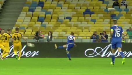 Суперголи 8-го туру УПЛ. Відео голу Віктора Циганкова