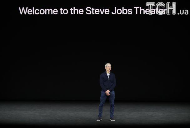 Новинки Apple у фотографіях: як виглядають нові iPhone та розумний годинник третього покоління