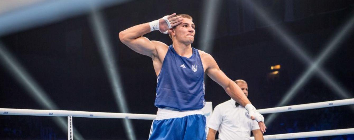Український боксер Хижняк виграв рекордну кількість титулів за рік