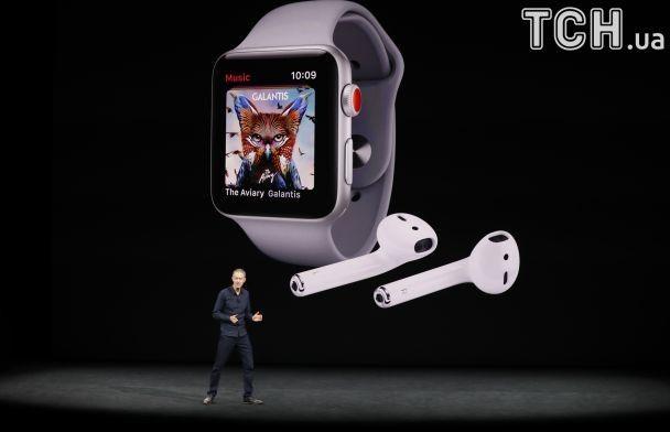 Новий Apple Watch: вбудований стільниковий модуль і скачування музики без прив'язки до iPhone
