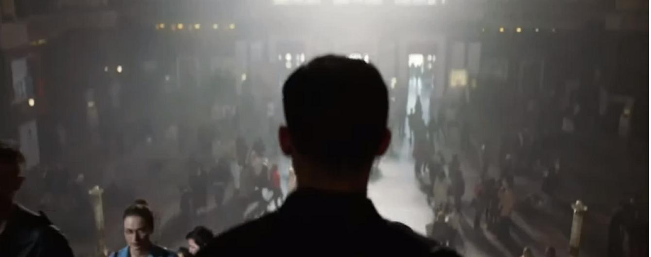 Рекламный ролик о новом поколении Apple Watch сняли на киевском вокзале