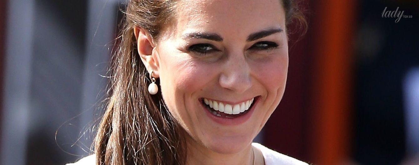 Опять за старое: герцогиня Кембриджская хочет рожать дома
