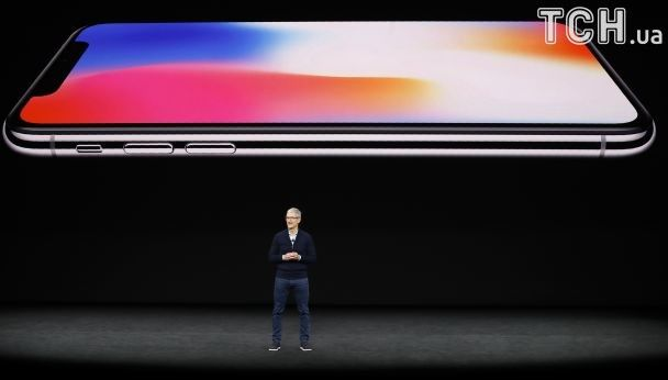 Суперновинка iPhone X: безрамковий екран, найбезпечніший захист телефону і розпізнавання обличчя