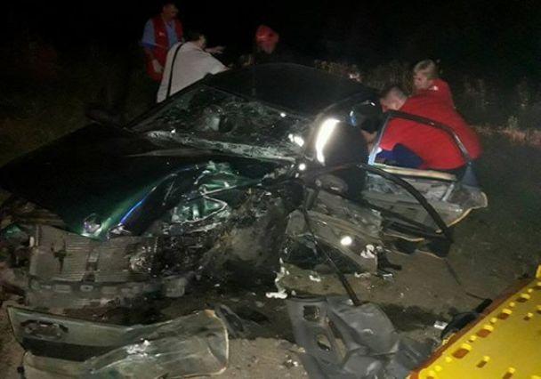 Тройное ДТП в Хмельницком: четверо детей попали в реанимацию