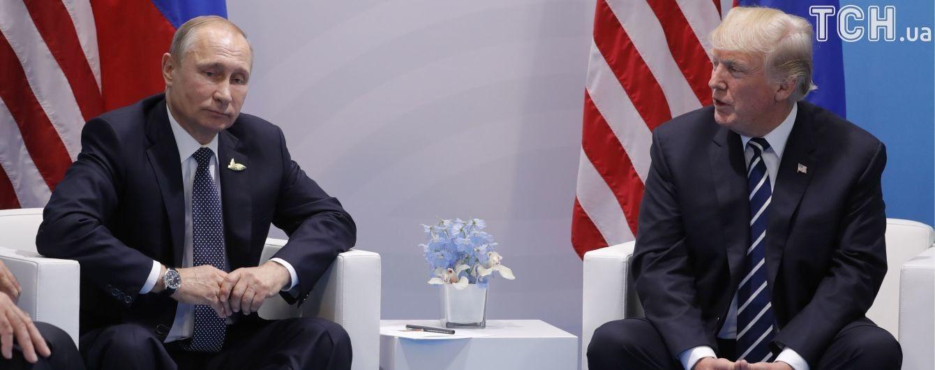 В Гамбурге завершились переговоры Трампа и Путина