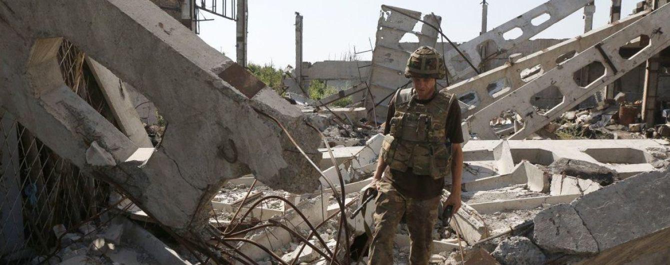 Двое раненых в зоне АТО: военные фиксируют обострение ситуации на востоке