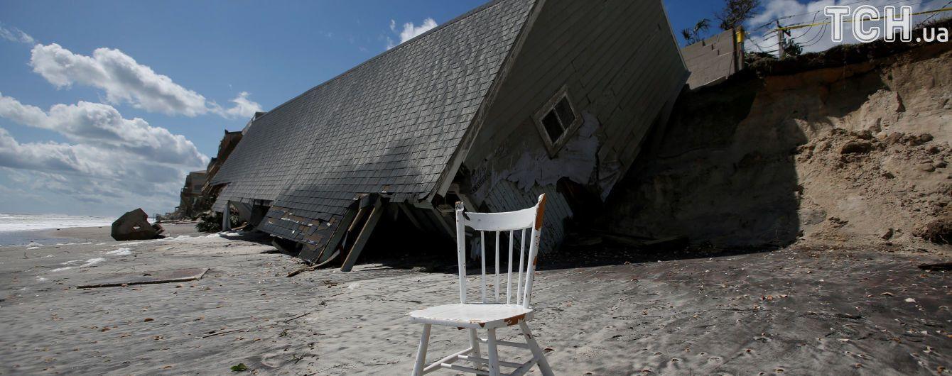 """Кількість жертв урагану """"Ірма"""" збільшилася до 77 осіб"""