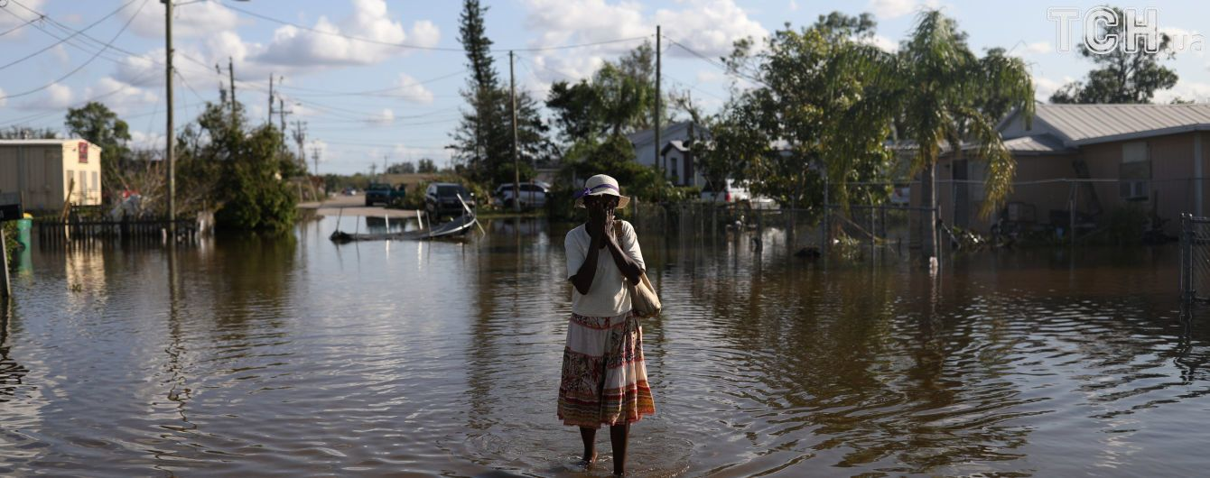 """Нова загроза для Карибського басейну. В Атлантиці сформувався тропічний шторм """"Марія"""""""