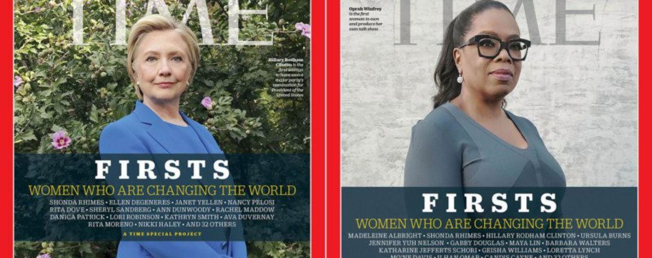 Фотограф из Бразилии сняла обложки для журнала Time на iPhone