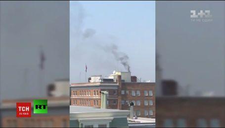 Влада Сан-Франциско стягне пеню з російських дипломатів за дим над будівлею дипмісії