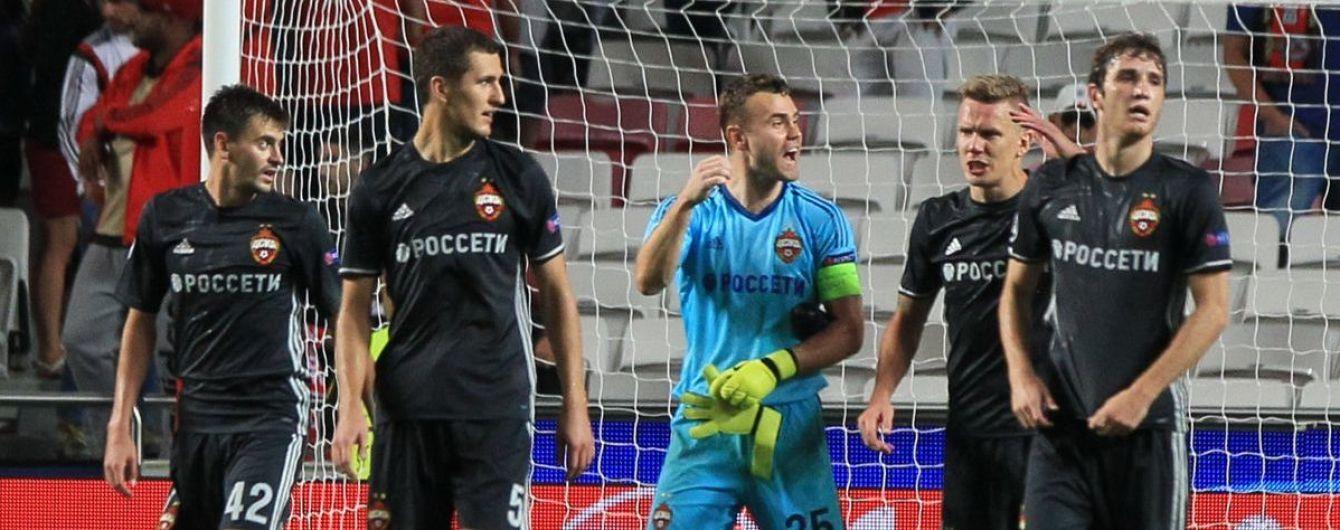 """Акінфєєв оновив свій антирекорд в """"еліті"""" Ліги чемпіонів"""