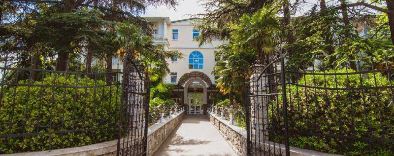 Знаменитый крымский пансионат продадут односельчанину Кадырова за смешные деньги