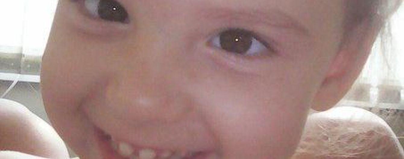 4-річна Оля потребує допомоги небайдужих