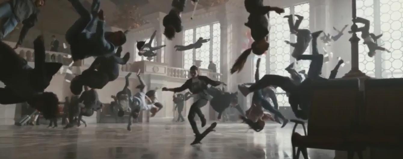 Украинская компания принимала участие в создании видео Apple Watch, снятого на вокзале в Киеве