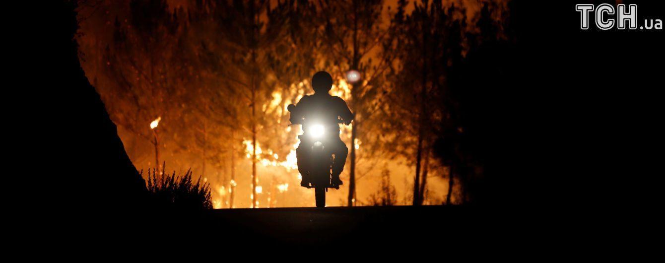 В десяти областях Украины объявили чрезвычайную пожарную опасность