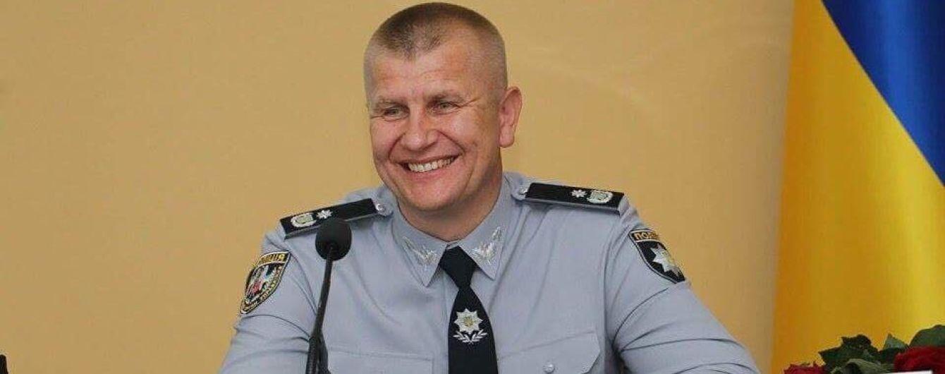 Руководителем правоохранителей Донетчины стал генерал полиции из Хмельницкой области