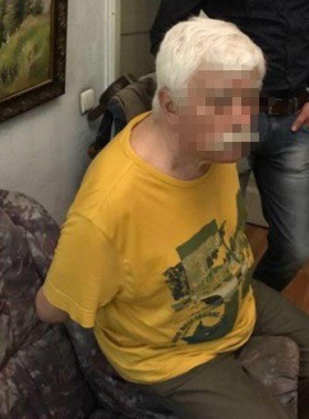 На Харьковщине поймали российских агентов разведки