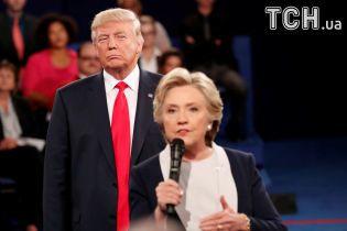 Гілларі Клінтон заявила, що партнери Трампа допомогли Росії втрутитися у вибори 2016 року