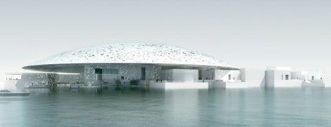 Шедевры искусства из Франции поедут в новосозданный Лувр в Эмиратах