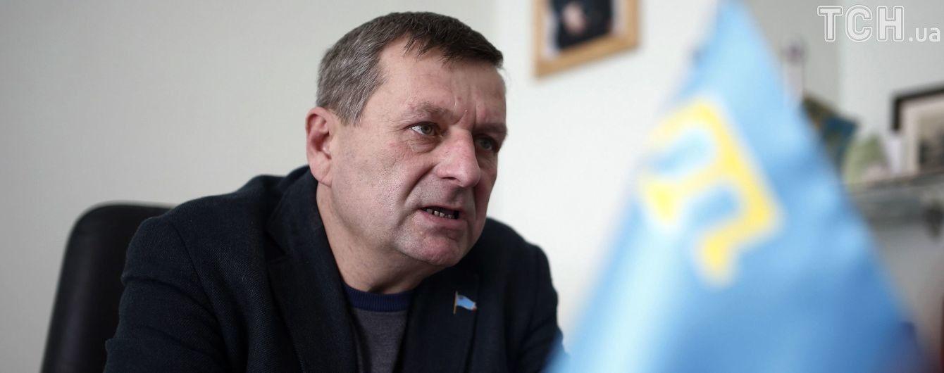 В Amnesty International назвали Чийгоза в'язнем совісті та закликали окупантів його звільнити