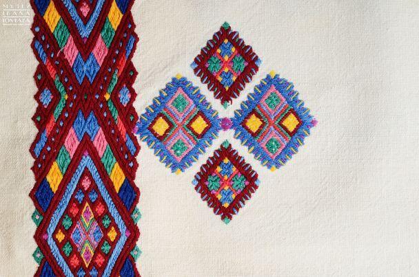 Орнаменти традиційних українських вишиванок