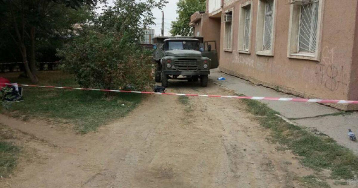 @ ГУ НП у Милокаївській області
