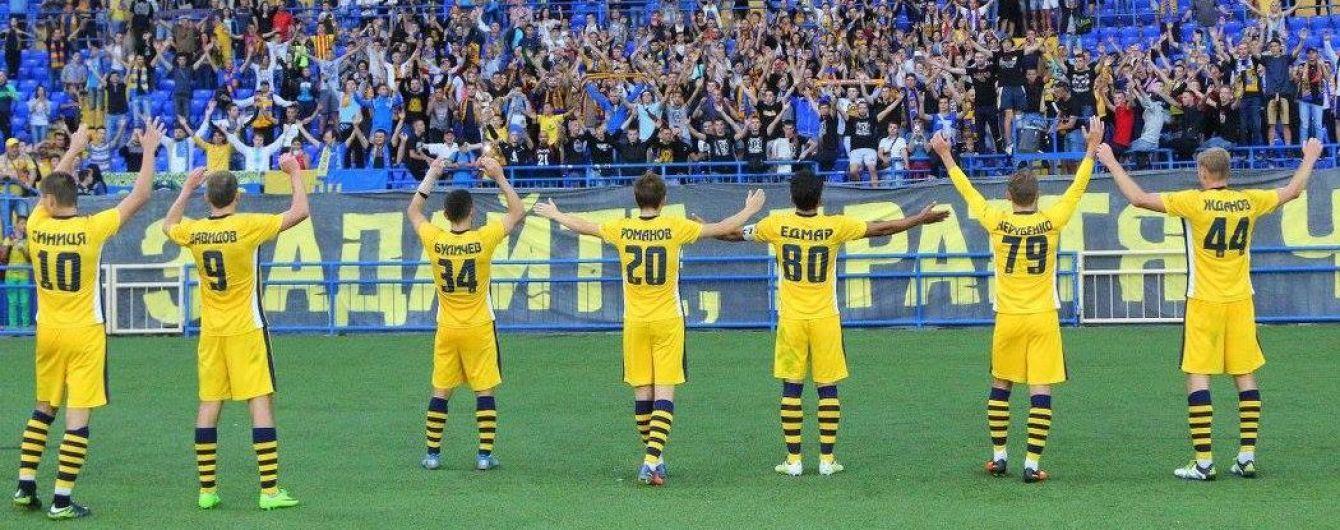 Українська Прем'єр-ліга відпочиває: поєдинок Другої ліги встановив рекорд з відвідуваності