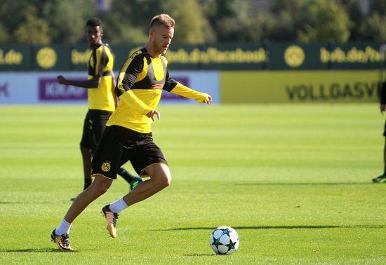 Ярмоленко визнаний найкращим гравцем туру у чемпіонаті Німеччини