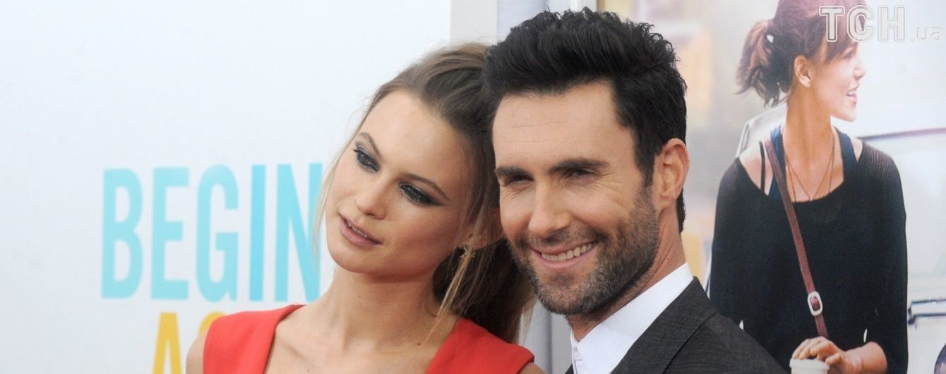 Фронтмен Maroon 5 Левін та відома модель вдруге стануть батьками