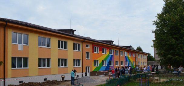У Жмеринці нарешті утеплили школи та дитсадки й позбулися важкого повітря в приміщенні