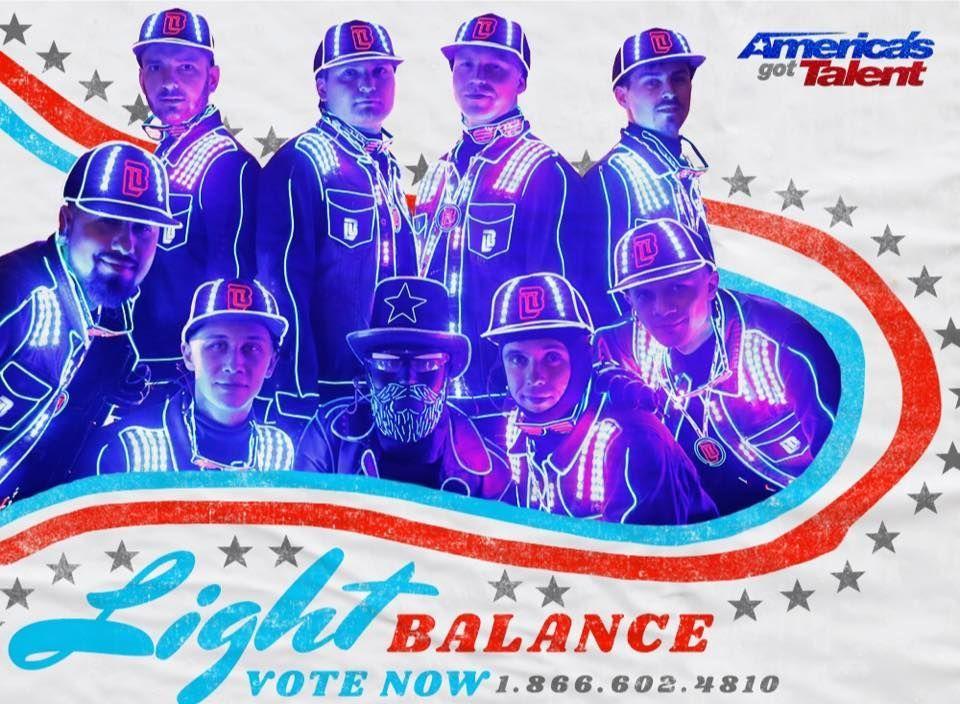 Light Balance учасники America's Got Talent _2