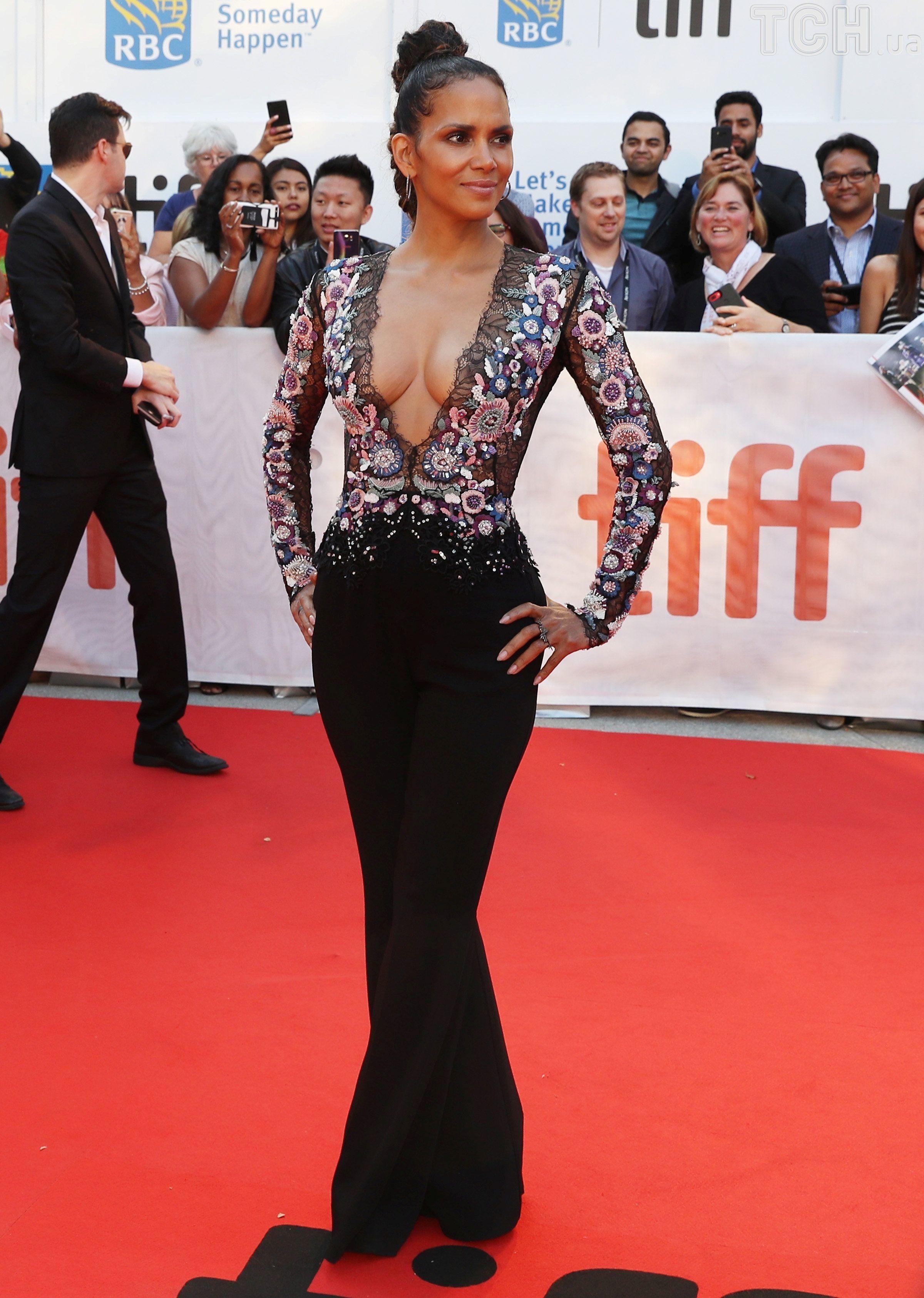 Геллі Беррі на кінофестивалі в Торонто_2