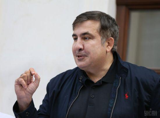 Саакашвілі за місяць приїде до Києва з трьома вимогами