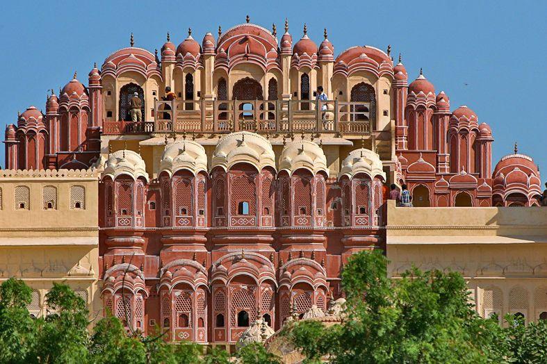 Індія, Палац Вітрів
