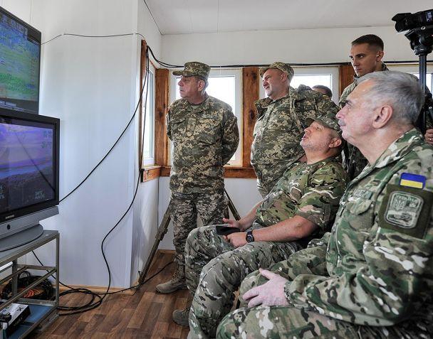 Цілі вражені. На Чернігівщині успішно випробували український бойовий безпілотник