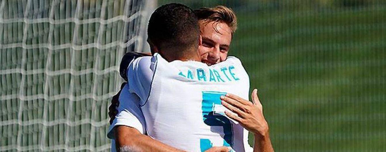 """Коли зупинятися - не їхнє: мадридський """"Реал"""" у юнацькій ЛЧ відвантажив супернику десять голів"""