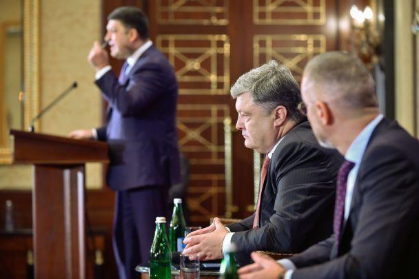 """""""Маски-шоу стоп!"""": Порошенко і Гройсман заборонили силовикам """"налітати"""" на бізнес"""