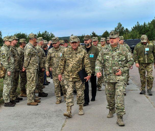 РНБО: УЧернігівській області пройшли випробування безпілотника ударної дії