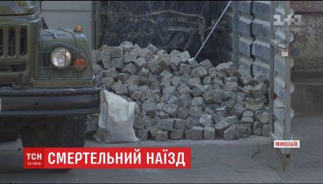 Грузовик переехал первоклассника в Николаеве