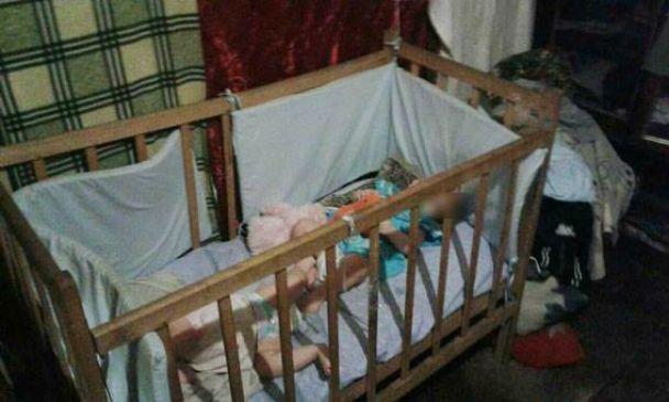 У Слов'янську у горе-матері забрали дітей, які потребували лікування