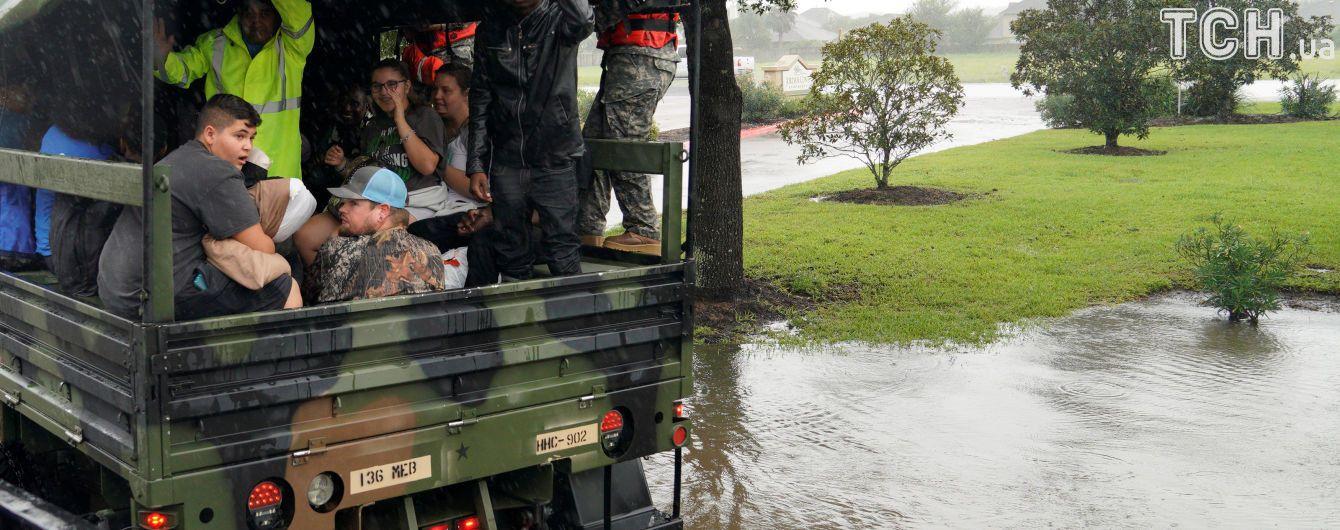 """В США количество жертв урагана """"Харви"""" возросло до 82 человек"""