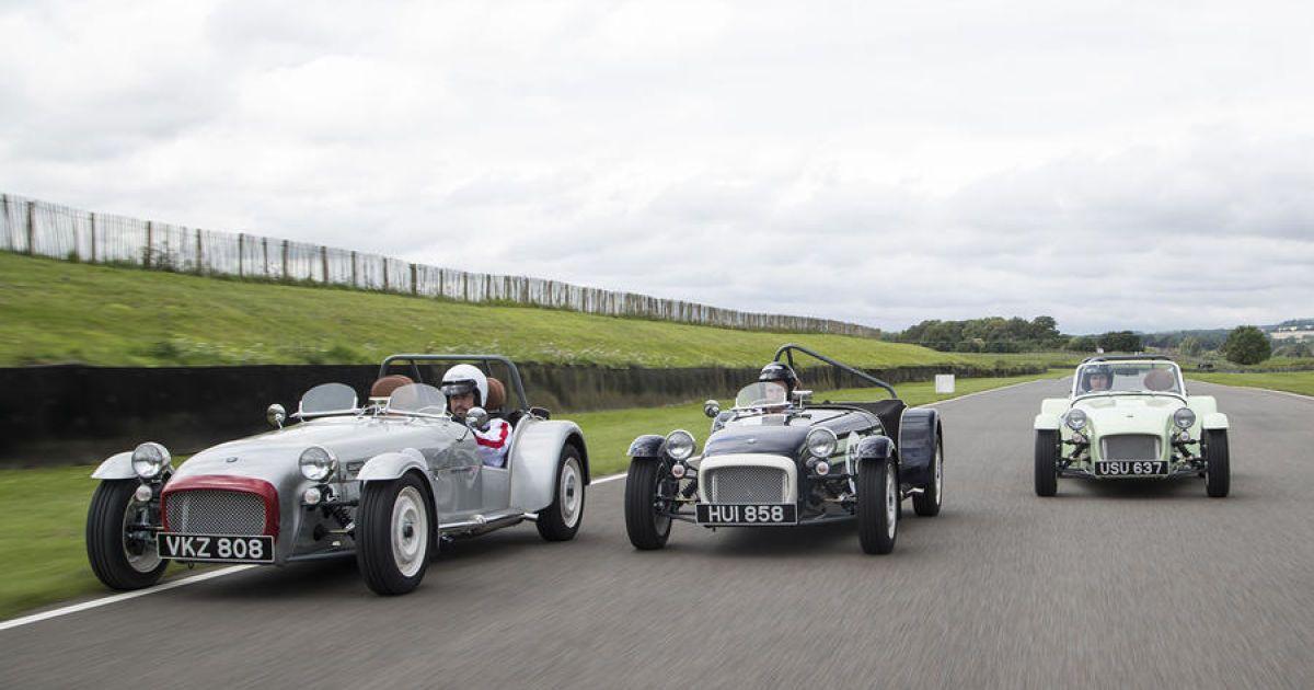 Все спорткары Caterham Seven SuperSprint распроданы за семь часов