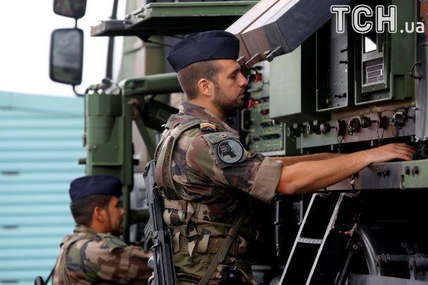 Швеція почала найбільші військові навчання одночасно зРФ