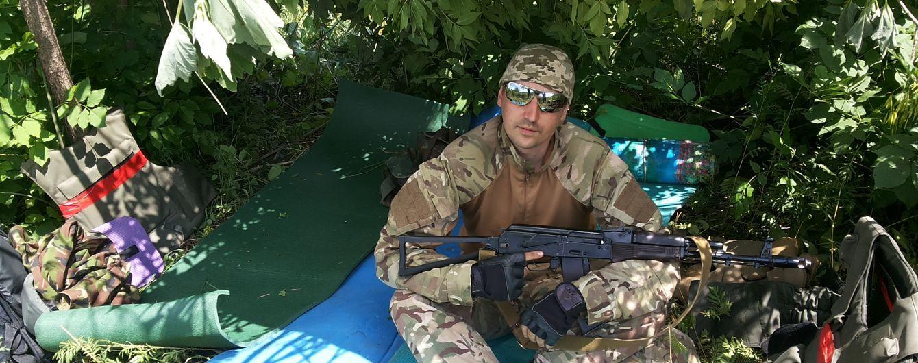 Боєць Антропов Станіслав просить про допомогу